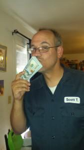 Kiss that money good bye!
