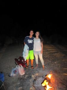 Jaime had her first date in Utah.  So fun!