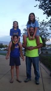 Whose taller??