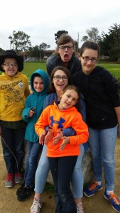 Fun kids!