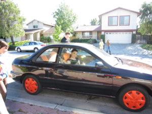 Sweet car huh?